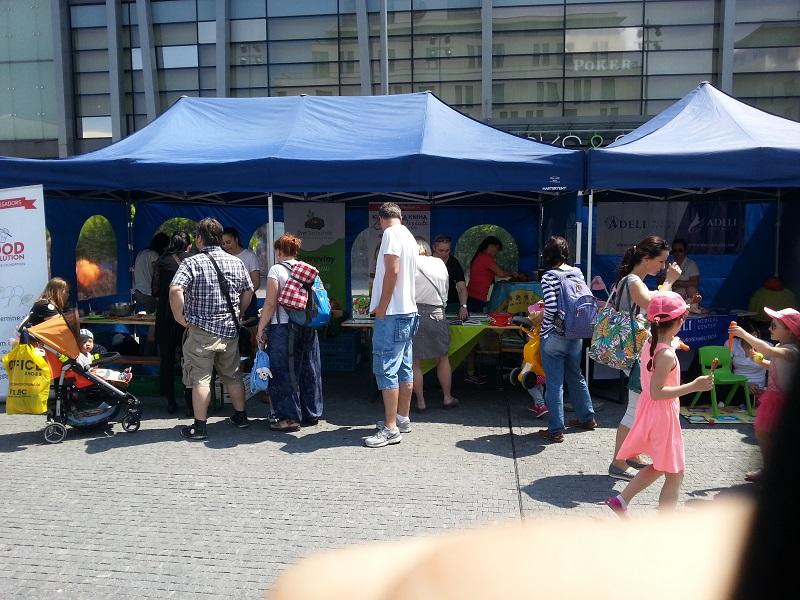 Prezentácia knihy – MDD Eurovea Bratislava