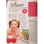 Časopis – Slovenka zdravie rodiny